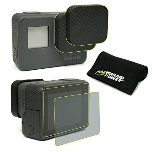 Si buscas Wasabi Power Tempered Glass Screen Protector (x2), Lens Cap puedes comprarlo con IN EXCELSIS NET está en venta al mejor precio