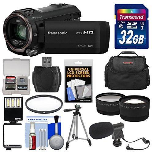 Si buscas Panasonic Hc-v770 Wireless Smartphone Twin Wi-fi Hd Video Ca puedes comprarlo con IN EXCELSIS NET está en venta al mejor precio
